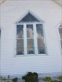 Image for Stained Glass Windows of New California church - Marysville, OH