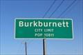 Image for Burkburnett, TX - Population 10811