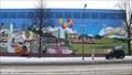Image for The largest mural in Essen - Nordrhein-Westfalen, Germany
