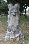 Image for J.W. Reasoner - Dobbs Valley Cemetery - Palo Pinto County, TX