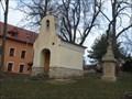 Image for Kaple sv. Jana Nepomuckého -  Doksy, okres Kladno, CZ