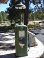 Image for Post War Vintage Gas Pump - Bryce Canyon National Park, UT