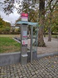 Image for Hindenburganlage 2 - Telekom WLAN HOT SPOT - Bingen, RP, Germany