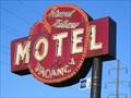 Image for Grand Tulane Motel Neon - Farmington Hills, MI.
