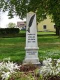 Image for World War Memorial - Ptenin, Czech Republic