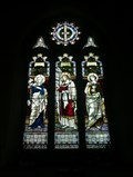Image for Stained Glass Windows, St Michael - Owermoigne, Dorset