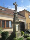 Image for Kriz na ulici (Vinohradni) - Sakvice, Czech Republic