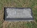 Image for 100 - Ziska Valpy Barker - Sadler Cemetery - Sadler, TX