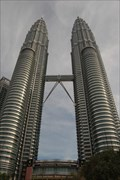 Image for 'Spiderman' nabbed climbing Malaysian twin towers