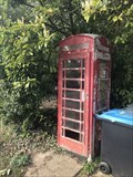 Image for Red Telephone Box - Great Tew, Oxfordshire, OX7 4DB