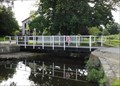Image for Swing Bridge 120 On The Lancaster Canal - Hest Bank, UK