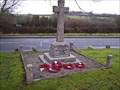 Image for Bickleigh War Memorial, Near Plymouth, Devon