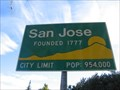 "Image for San Jose, CA - ""Do You Know the Way to San José"""