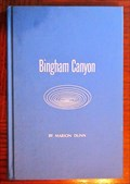 Image for Bingham Canyon by Marion Dunn