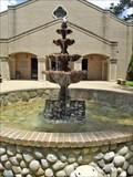 Image for Sacred Heart Fountain - Nacogdoches, TX