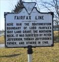 Image for Fairfax Grant - New Market, VA