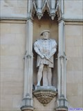 Image for Henry VIII - King's College, King's Parade, Cambridge, UK