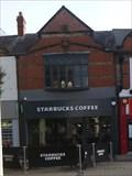 Image for Starbucks - Market Street - Crewe, Cheshire, England, UK.