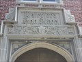 Image for Reliefs on Waterford District High School - Waterford, ON