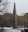 Image for Obélisque en hommage à  Charles de Gaulle (Obelisk in tribute to Charles de Gaulle) - Montréal, Québec