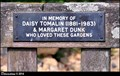 Image for Daisy Tomalin & Margaret Dunk - Royal Botanic Gardens at Kew (London, UK)