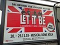 Image for Beatles Show 'Let It Be' - Musical Dome - Köln, Germany, NRW