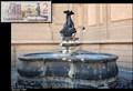 Image for Fountain with dolphins at St. Nicholas Church / Kašna s delfíny u kostela Sv. Mikuláše - Old Town Square (Prague)