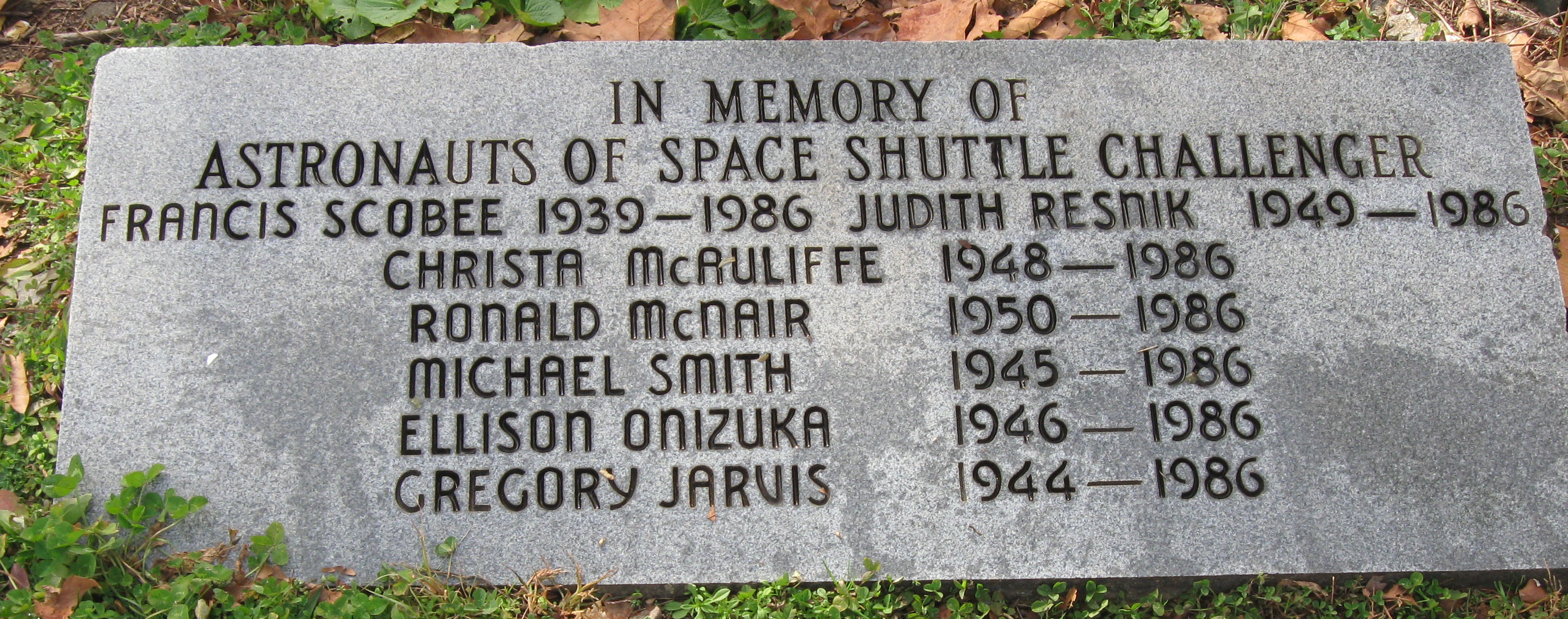 space shuttle challenger funeral - photo #24