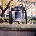 Image for Bochum Bell, Sheffield Peace Garden.