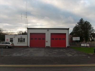 Gorseinon Fire Station, Wales.