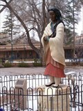 Image for Kateri Tekakwitha - Santa Fe, New Mexico