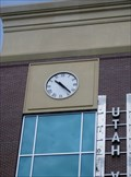 Image for Utah Valley Convention Center Clock - Provo, Utah