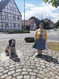 Image for Gerda und Rüdiger im Kreisverkehr - Hamm-Pelkum, NRW [GER]
