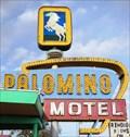 Image for Historic Route 66 - Palomino Motel - Tucumcari, New Mexico, USA.