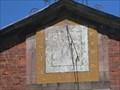 Image for Stable Block Sundial - Weston Park, Weston-under-Lizard, Shropshire, UK.