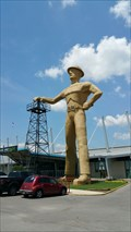 Image for The Golden Driller - Tulsa, Oklahoma