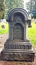 Image for W. M. Robinett - Pleasant Hill Cemetery - Pleasant Hill, OR
