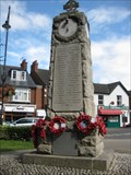 Image for War Memorial - Sheldon Court, High Street, Woburn Sands, Buckinghamshire, UK