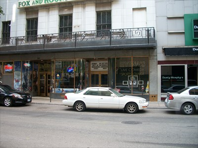 Hyena's Fort Worth Texas - Comedy Clubs on Waymarking.com