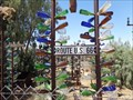 Image for Bottle Tree Ranch - LUCKY 7 - Route 66, California, USA.