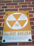 Image for Fallout Shelter @ Mount Holly Post Office - Mount Holly, NJ