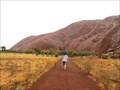 "Image for ""Raining On The Rock"" by John Williamson - Uluru-Kata Tjuta National Park, Australia"