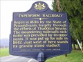 Image for Tapeworm Railroad