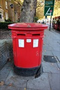 Image for Victorian Post Box - Hall Street, London, UK