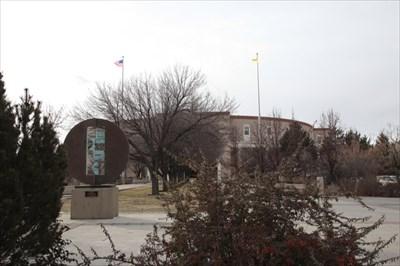 East Entrance 2, Santa Fe, NM