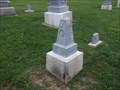 Image for Hezekiah Davis - Indian Creek Hill Cemetery - rural Montgomery County, IN