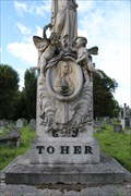 Image for Soyer Tomb - Kensal Green Cemetery, London, UK