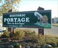 "Image for Historic Portage Wisconsin - ""Where the North Begins"""