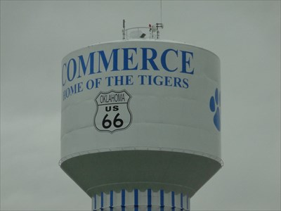 veritas vita visited Home of the Tigers Tower