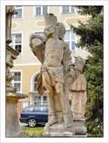 Image for Saint Sebastian (Svatý Šebestián) - Brezová nad Svitavou, Czech Republic